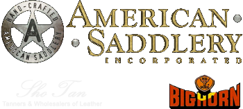 American Saddlery/Big Horn
